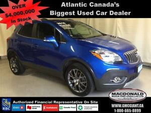 2016 Buick Encore Sport Touring REDUCED!