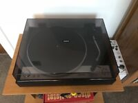 Onkyo CP-1050 (Timestep Edition) Direct Drive Turntable