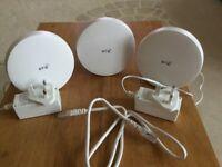 BT Mini Whole Home Wi-Fi - Three Discs