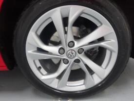 Vauxhall Astra SRI (red) 2016-06-23