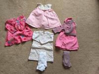 Girls 0 - 3 months bundle