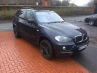 2007 07reg BMW X5 3.0D X Drive Automatic M sport Alloys Sat Nav