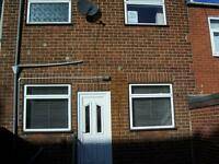 Two bed house in quiet area of NEWFIELD approx 2 miles west of Chester le Street.