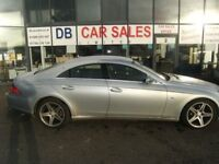 2009 59 MERCEDES-BENZ CLS 3.0 CLS350 CDI GRAND EDITION 4D AUTO 272 BHP***GUARANTEED FINANCE***