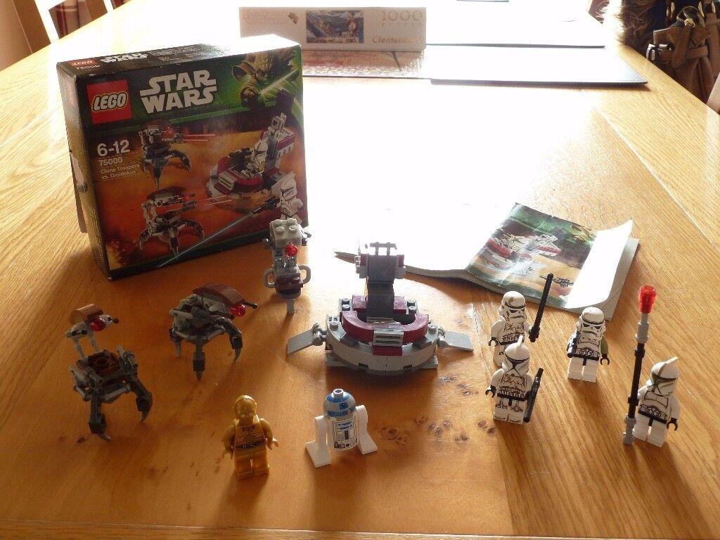 Lego Star Wars (75000) Clone Troopers vs. Droidekas