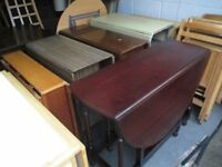 XMAS DINING TABLE SPARE TABLES FOR CHRISTMAS ALL £20 SELECTION TO CHOOSE £20 EACH