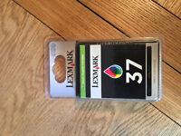 Lexmark 37 Tricolour Cartridge - Retailing at £20+