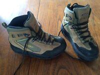 MBT walking boots 3.5