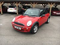 Mini Cabriolet for sale-recent new clutch and exhaust