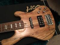 Cort GB5 Custom 5 string bass guitar