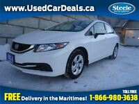 2015 Honda Civic LX Auto Air Fully Equipped Cruise