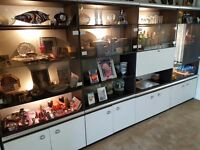4 x Individual Wall Units/Cabinets in Good Condition (£20 each or £60 for the lot o.n.o)
