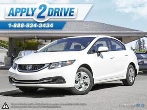 2015 Honda Civic Nice Clean Car