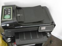 Printer wireless HP officejet 7500A All in one-Excellent and hardly used.