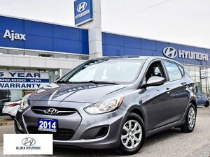 2014 Hyundai Accent GL | Accident Free | One Owner