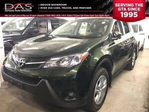 2013 Toyota RAV4 LE/REAR VIEW CAMERA
