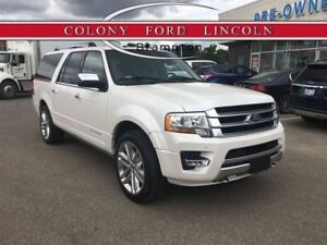 2017 Ford Expedition Max FORD DEMO, SAVE$$$'s with EMPLOYEE PRIC