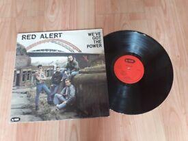 Red alert - we've got the power - sleeve