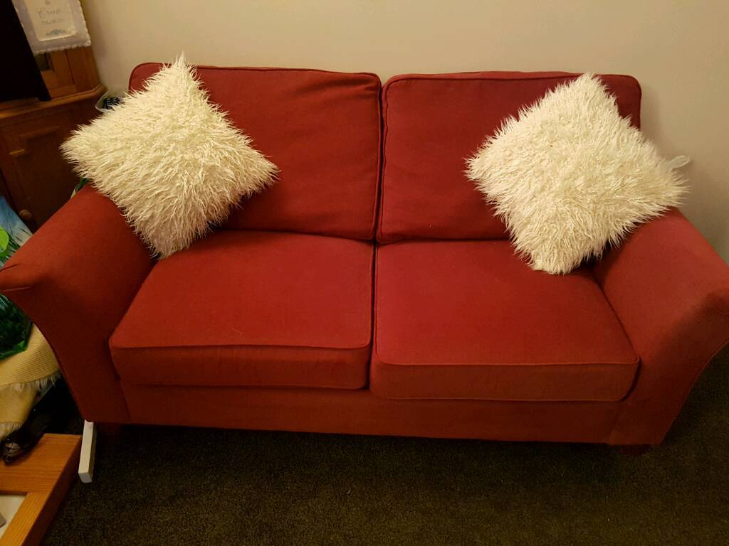 """Sofa bedin Wirral, MerseysideGumtree - Sofa bed by Marks & Spencer, good condition, easy pull out, ideal for unexpected guests, priced to sell Sofa bed measurements Sofa Width (outside arm to outside arm) 68""""Depth 36""""Height (from floor to top of back cushion) 32.5""""Bed Base (of sofa )..."""
