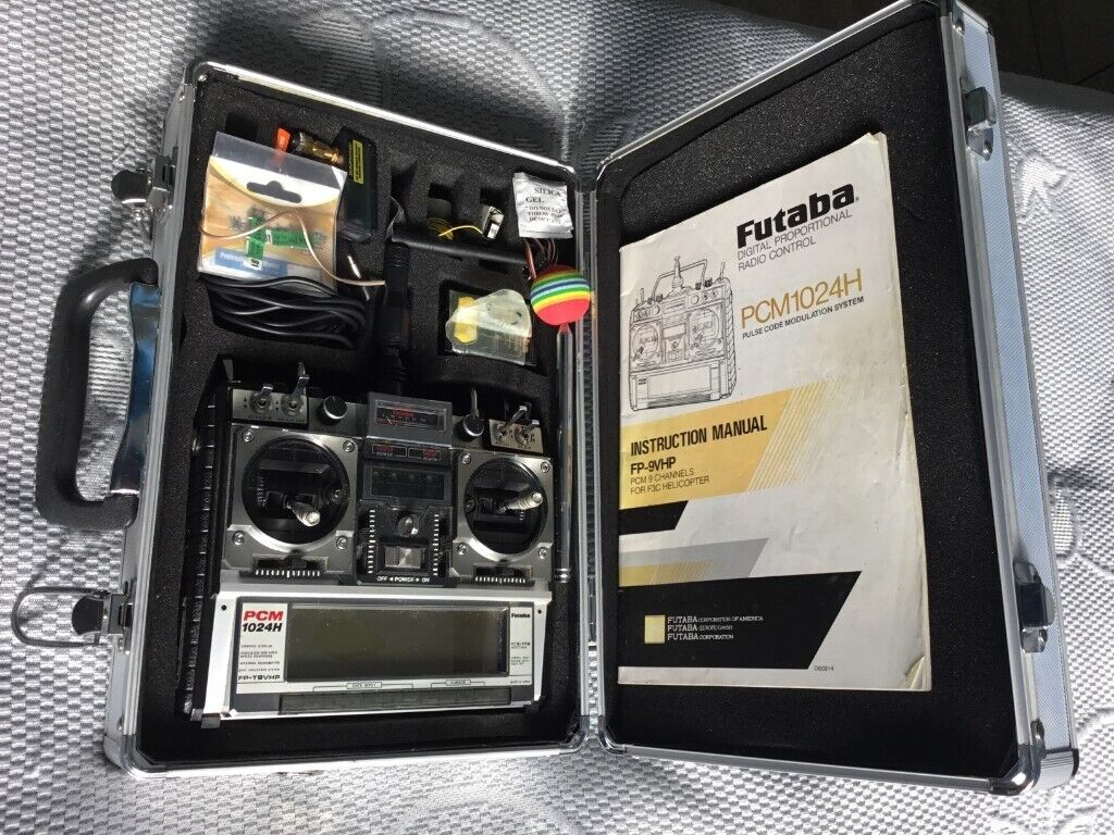 FUTABA R/C TRANSMITTER | in Hastings, East Sussex | Gumtree