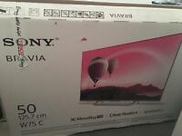 Sony TV Android TV 50""