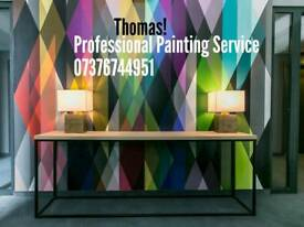 Thomas and Tony Professional painting Service!!! 07376744951