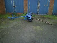 car transportation towing dolly,,can all so be used to collect damaged cars,,,,located west midlands