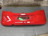 Corsa D 3 Door Rear Bumper