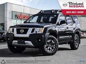 2014 Nissan Xterra PRO-4X LEATHER  NAV  ALLOYS
