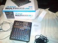 Multimix 8 usb fx