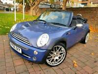 MINI Convertible 1.6 ONE FULL SERVICE HISTORY LOW MILES 68K HPI CLEAR 1YEAR MOT