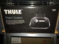 Thule Rapid System Roof Bar Set