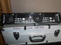 Numark CDN35 control panel