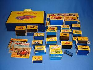 OLD TOYS- Dinky Toys, Corgi, Lesney Matchbox Collections