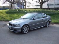 2005 BMW 320 CD M SPORT COUPE **M3 330 looks**