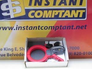 * Y016775 - Testeur d'ampérage AEMC 2620 - INSTANT COMPTANT