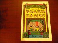 The Jumbo Book of Board Games