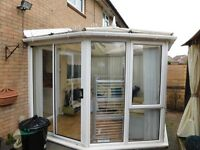 UPVC Conservatory in nice condition.