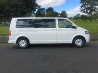 mini bus hire, 8 seaters, airport transfers, golf trips, tours,