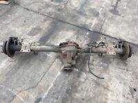 ford transit mk 7 rear single wheel axle 2.4 rwd