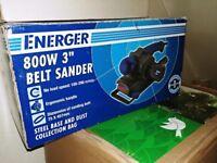 energer 800W 3in belt sander
