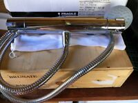 Metro exposed thermostatic shower valve