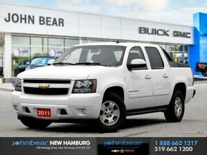 2011 Chevrolet Avalanche LT - 4WD, ONE OWNER TRADE IN