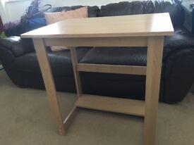 Wooden Small Desk