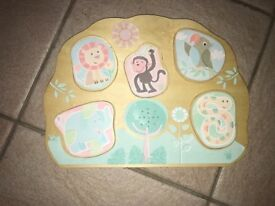 Animal puzzle (with sounds) £2