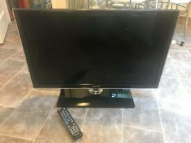 "Samsung 34"" TV"