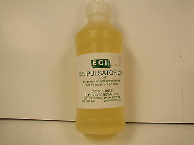 Pulsator Oil - 8 Ounce Bottle
