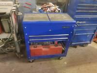 Mechanics tool cart