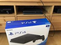 PlayStation 4 Slim 1tb *NEARLY BRAND NEW BOXED*