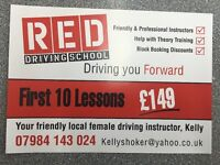 DRIVING INSTRUCTOR LOOKING FOR PUPILS IN THE WEST MIDLANDS ***LADY INSTRUCTOR***